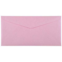 COLOURFUL DAYS PEARLESCENT ENVELOPE DL PINK PACK 15