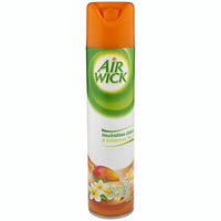 AIRWICK AEROSOL AIR FRESHENER FRANGIPANI AND MANGO 237G