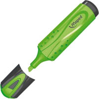 MAPED FLUO PEPS HIGHLIGHTER GREEN