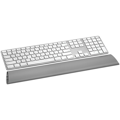 Image for FELLOWES ISPIRE KEYBOARD WRIST ROCKER GREY from Pirie Office National