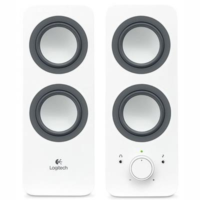 1a3aa6dad50 Image for LOGITECH Z200 MULTIMEDIA SPEAKERS SNOW WHITE from Office National  Gladstone