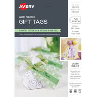 AVERY 982505 C32303 GIFT TAG PACK 50