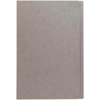 MARBIG MANILLA FOLDER FOOLSCAP GREY BOX 100