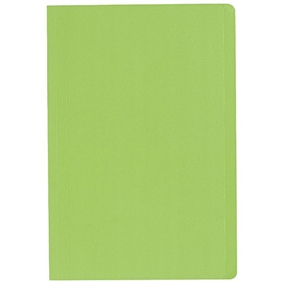 Image for MARBIG MANILLA FOLDER FOOLSCAP LIGHT GREEN BOX 100 from Office National Perth CBD