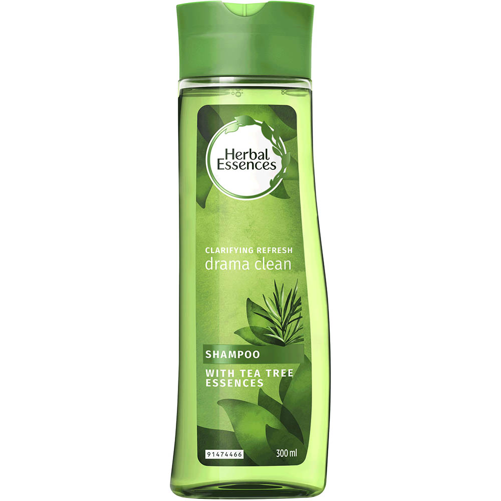 Image for HERBAL ESSENCE SHAMPOO DRAMA CLEAN 300ML from Our Town & Country Office National