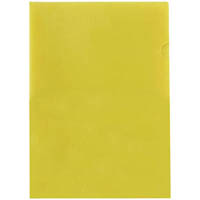 MARBIG LETTER FILE PP A4 YELLOW