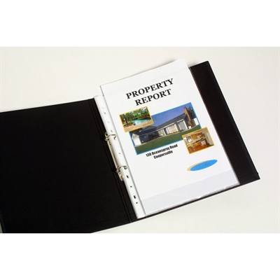 Image for MARBIG COPYSAFE SHEET PROTECTORS LIGHTWEIGHT A4 PACK 20 from Office National Perth CBD