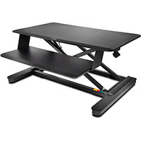 KENSINGTON SMARTFIT SIT STAND WORKSTATION BLACK