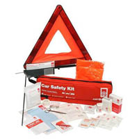 ST JOHN CAR SAFETY FIRST AID KIT