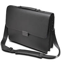 KENSINGTON EXECUTIVE BRIEFCASE 15.6 INCH BLACK