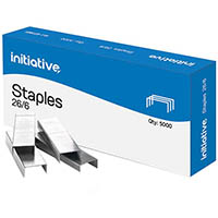 INITIATIVE STAPLES 26/6 BOX 5000