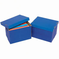 MARBIG STO-AWAYS ARCHIVE BOX ASSORTED PACK 2