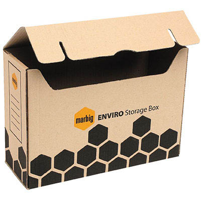 Image for MARBIG ENVIRO STORAGE BOX from Paul John Office National