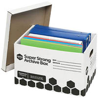 MARBIG SUPER STRONG ARCHIVE BOX PACK 2