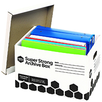 MARBIG SUPER STRONG ARCHIVE BOX 320 X 420 X 260MM