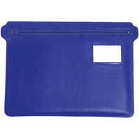 MARBIG CONVENTION CASE 415 X 305MM PVC BLUE