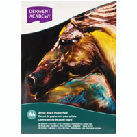 DERWENT ACADEMY DRAWING PAD PORTRAIT 20 SHEETS A4
