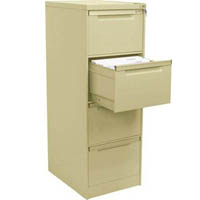 AVERY 20251MA/49998 4 DRAWER FILING CABINET PACKAGE MAGNOLIA