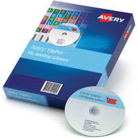 AVERY 40002 FILEPRO LATERAL FILING SOFTWARE 11 PLUS USER LICENCE