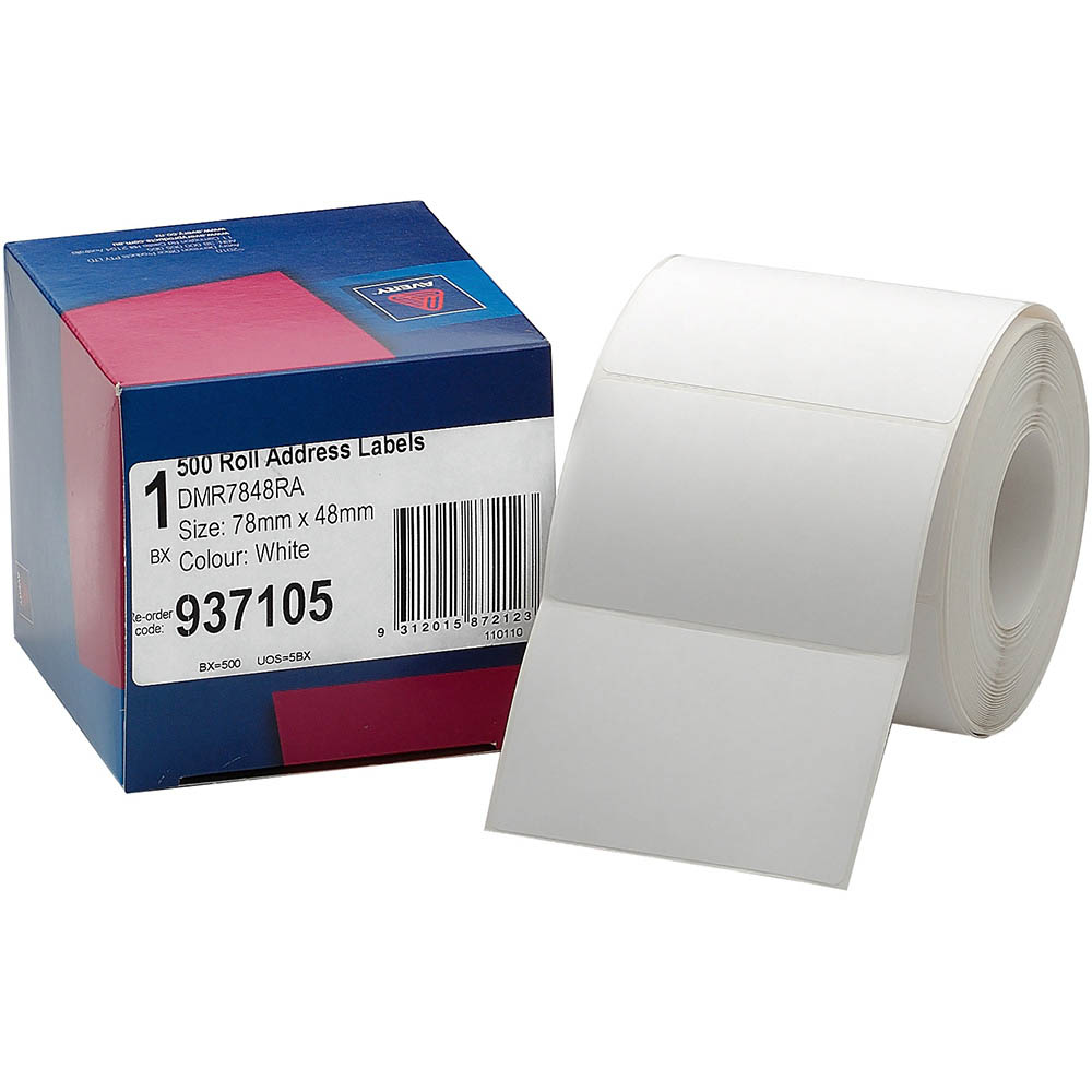 Roll Address Labels