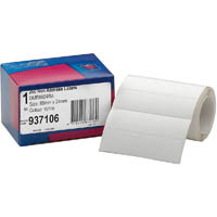 AVERY 937107 ADDRESS LABEL 89 X 24MM ROLL WHITE BOX 250