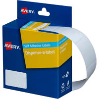 AVERY 937219 GENERAL USE LABELS 24 X 32MM WHITE BOX 420