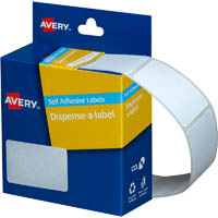 AVERY 937222 GENERAL USE LABELS 35 X 49MM WHITE BOX 220