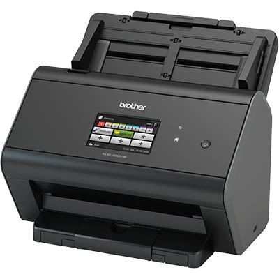 Image for BROTHER ADS-2800W WIRELESS DESKTOP DOCUMENT SCANNER from Office National Limestone Coast