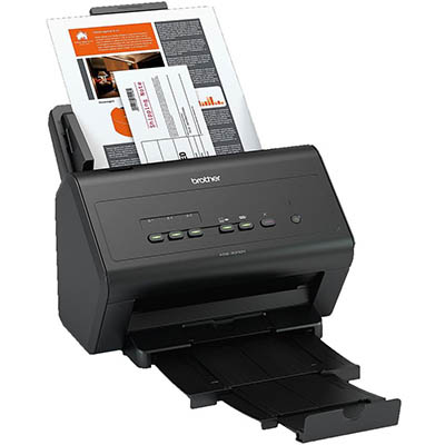 Image for BROTHER ADS-3000N DESKTOP DOCUMENT SCANNER from Office National Barossa