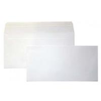 CUMBERLAND DL ENVELOPES LASER/INKJET PLAIN 90GSM 110 X 220MM WHITE BOX 500