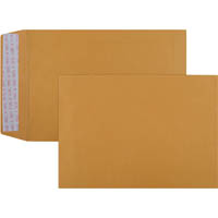 CUMBERLAND C5 ENVELOPES POCKET STRIP SEAL 85GSM 162 X 229MM GOLD BOX 500