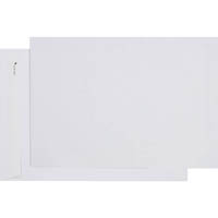 CUMBERLAND C4 ENVELOPES POCKET STRIP SEAL EASY OPEN 80GSM 229 X 324MM WHITE BOX 250