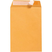 CUMBERLAND B4 ENVELOPES POCKET STRIP SEAL 100GSM 353 X 250MM GOLD BOX 250