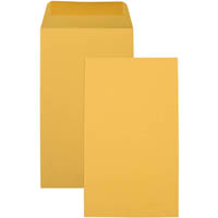 CUMBERLAND P4 ENVELOPES SEED POCKET MOIST SEAL 85GSM 107 X 60MM GOLD BOX 1000