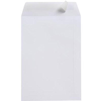 CUMBERLAND C3 ENVELOPES POCKET STRIP SEAL 100GSM 458 X 324MM WHITE BOX 250