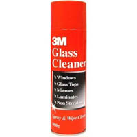 3M GLASS AND LAMINATE CLEANER AEROSOL SPRAY CAN 500G