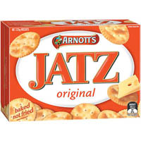 ARNOTTS JATZ CRACKERS ORIGINAL 225GM