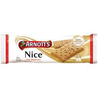 ARNOTTS BISCUITS NICE 250GM
