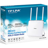 TP-LINK AC1900 DUAL BAND WIRELESS GIGABIT ROUTER