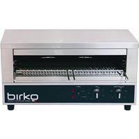 BIRKO TOASTER GRILL 15 AMP TAKES 8 SLICES OF TOAST