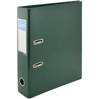 BANTEX LEVER ARCH FILE 70MM A4 GREEN