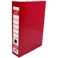 BANTEX BOX FILE FOOLSCAP GRAPE