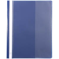 BANTEX MANAGERS FLAT FILE A4 BLUE