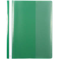 BANTEX MANAGERS FLAT FILE A4 GREEN