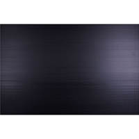 QUILL POLYPROPYLENE SIGN BOARD 5MM A3 BLACK
