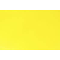 QUILL POLYPROPYLENE SIGN BOARD 5MM A3 YELLOW