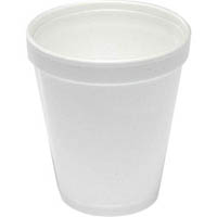 CAPRI FOAM CUPS 8OZ 225ML PACK 25