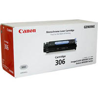 CANON 306 MONO LASER TONER CARTRIDGE BLACK