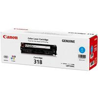 CANON CART318C TONER CARTRIDGE CYAN