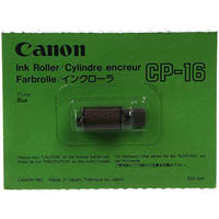 CANON CP16 INK ROLLER BLUE